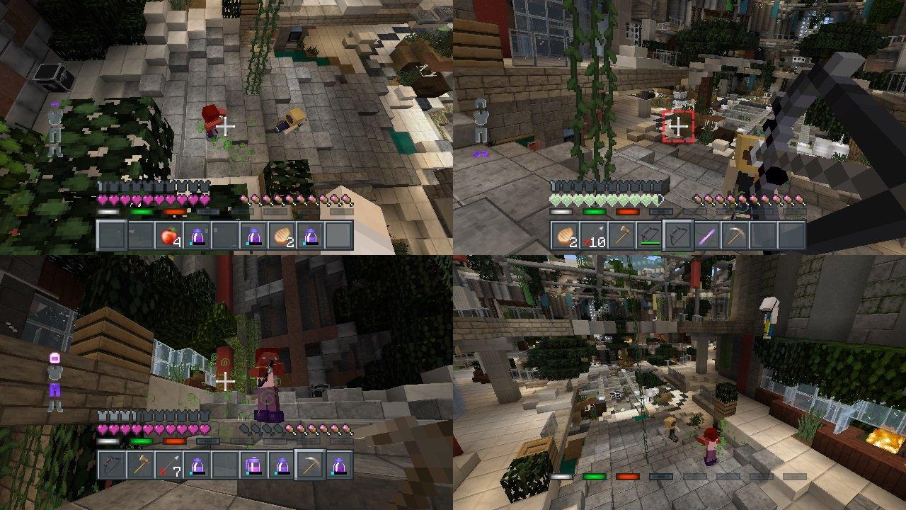 Minecraft - DLC,  Battle Map Pack 2 - Wii U [Digital Code] by Mojang AB (Image #6)