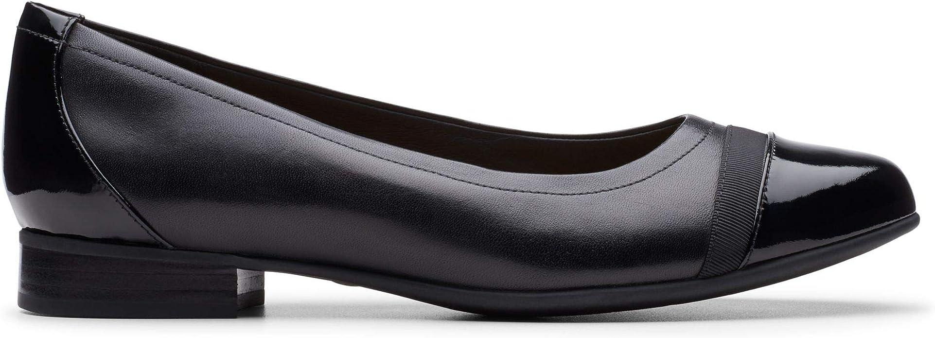Clarks Un Blush Cap2 Flat Shoes Women