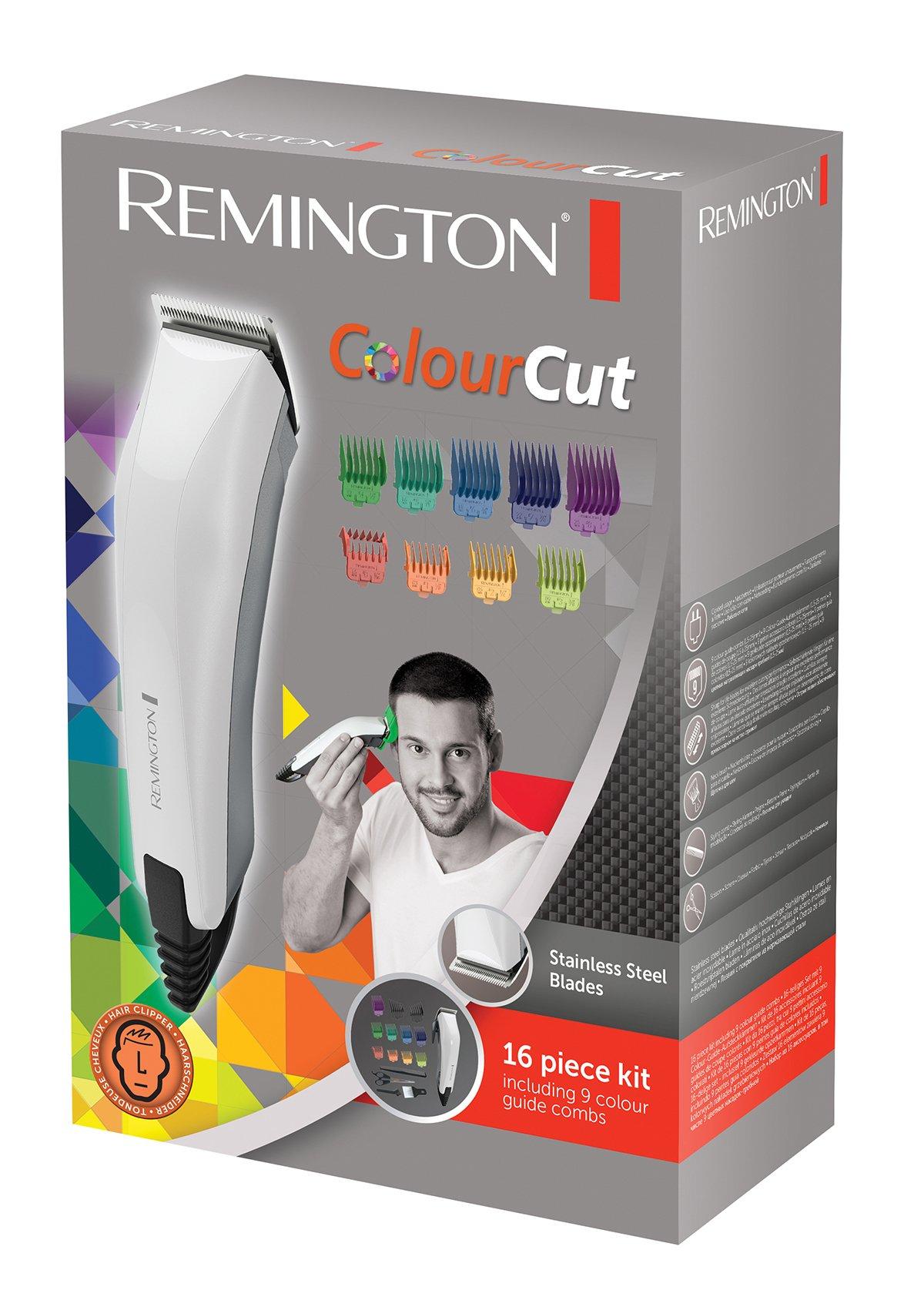 Remington Colour Cut Hair Clippers