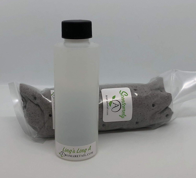 Aroma リテール 4オンス フレグランスオイル リフィル Linq A Linq Las Vegasで経験 B07NZ8LSF2