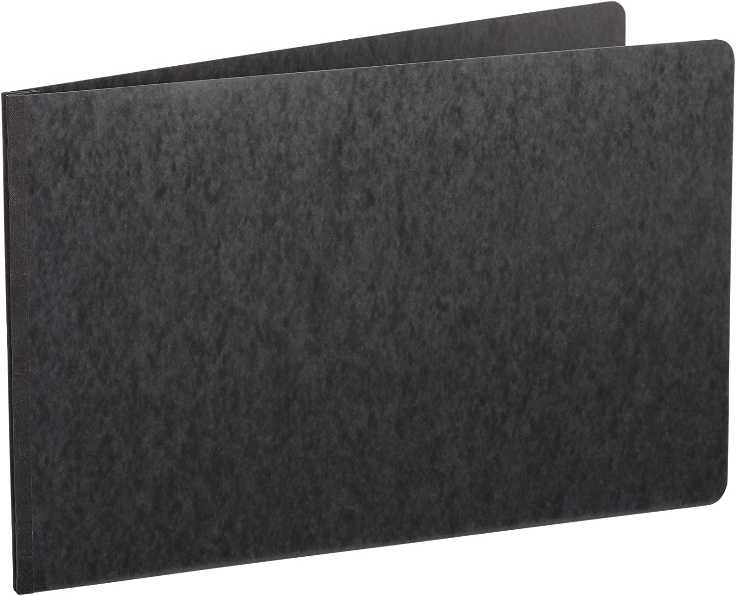 Prong Clip 3 Pack 3 Inch Capacity Black 11 x 17 Inches Oxford Pressboard Report Cover 13206