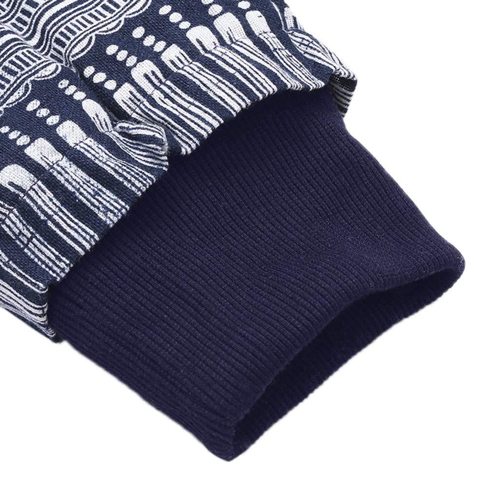 HULKAY Women Coats Winter,Womens Warm Cotton and Linen National Wind Print Hooded Jacket Loose Oversize Parka Outwear
