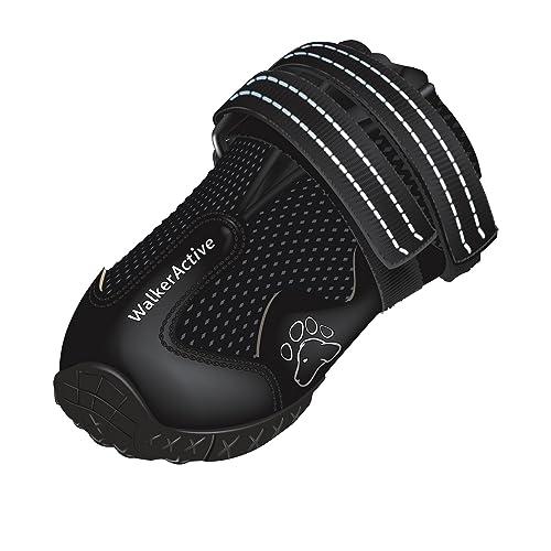 Trixie Walker Active Protective boots, Black, L, 2 pcs