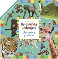 Animales Salvajes (Pop-up Descubre Y