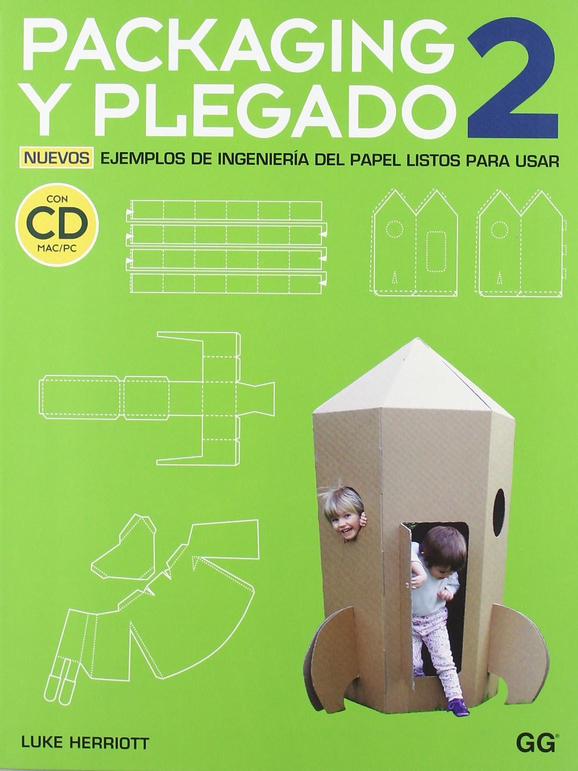 PACKAGING Y PLEGADO 2 - CON CD (Spanish Edition): HERRIOTT LUKE: 9788425223969: Amazon.com: Books