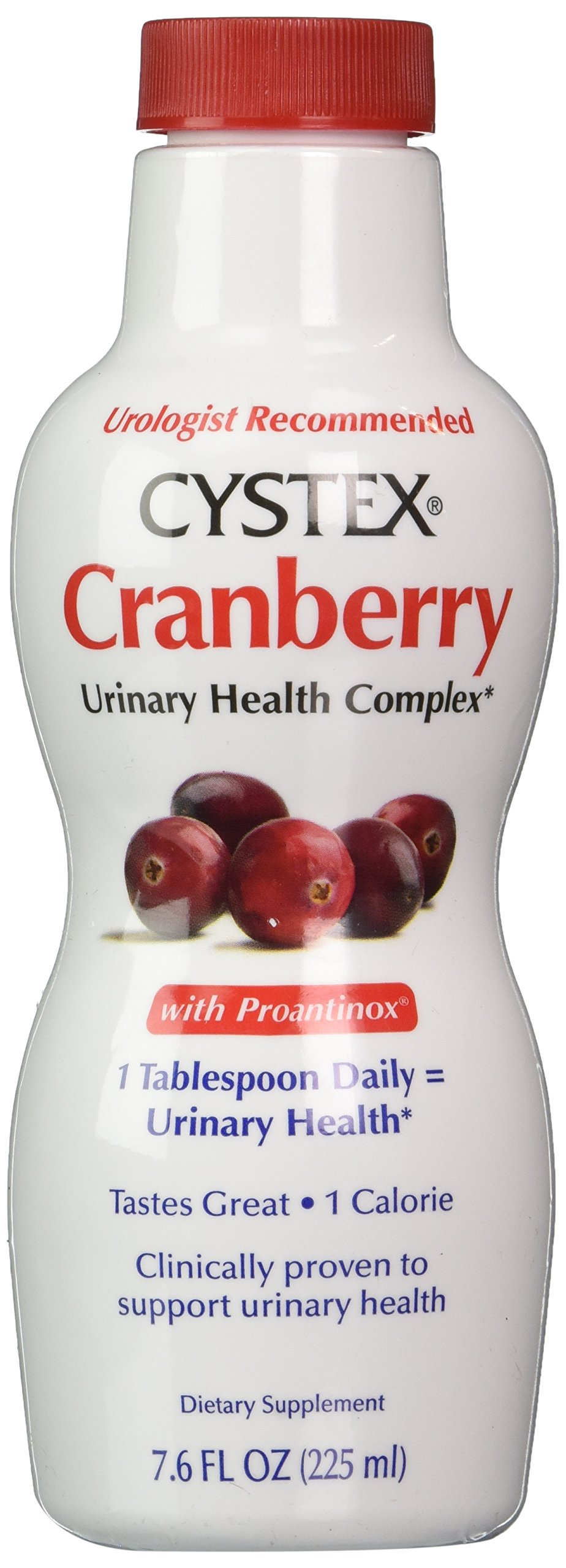 Cystex Urinary Health Maintenance Cranberry 7.6 oz ( Pack of 4) by Cystex (Image #2)