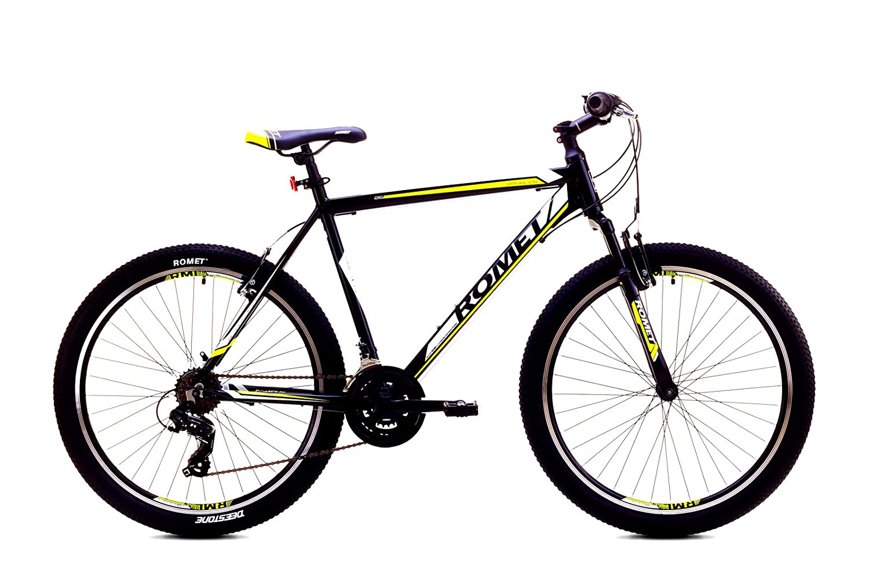 26 Zoll Mountainbike 21 Gang Shimano Kettenschaltung mit Alurahmen ...