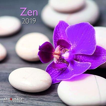 Calendario 2019 Zen con Póster - Ocio - Quiétude ...