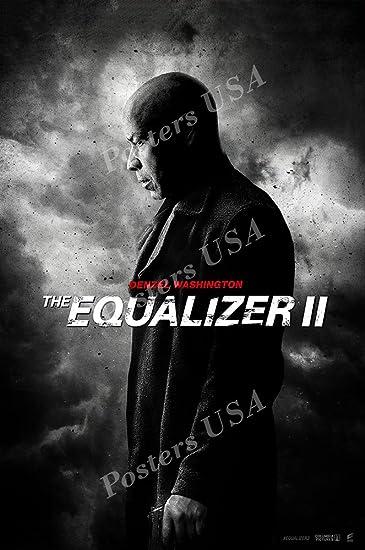 Amazon.com: Carteles EE. UU. – El Ecualizador 2 Póster de la ...