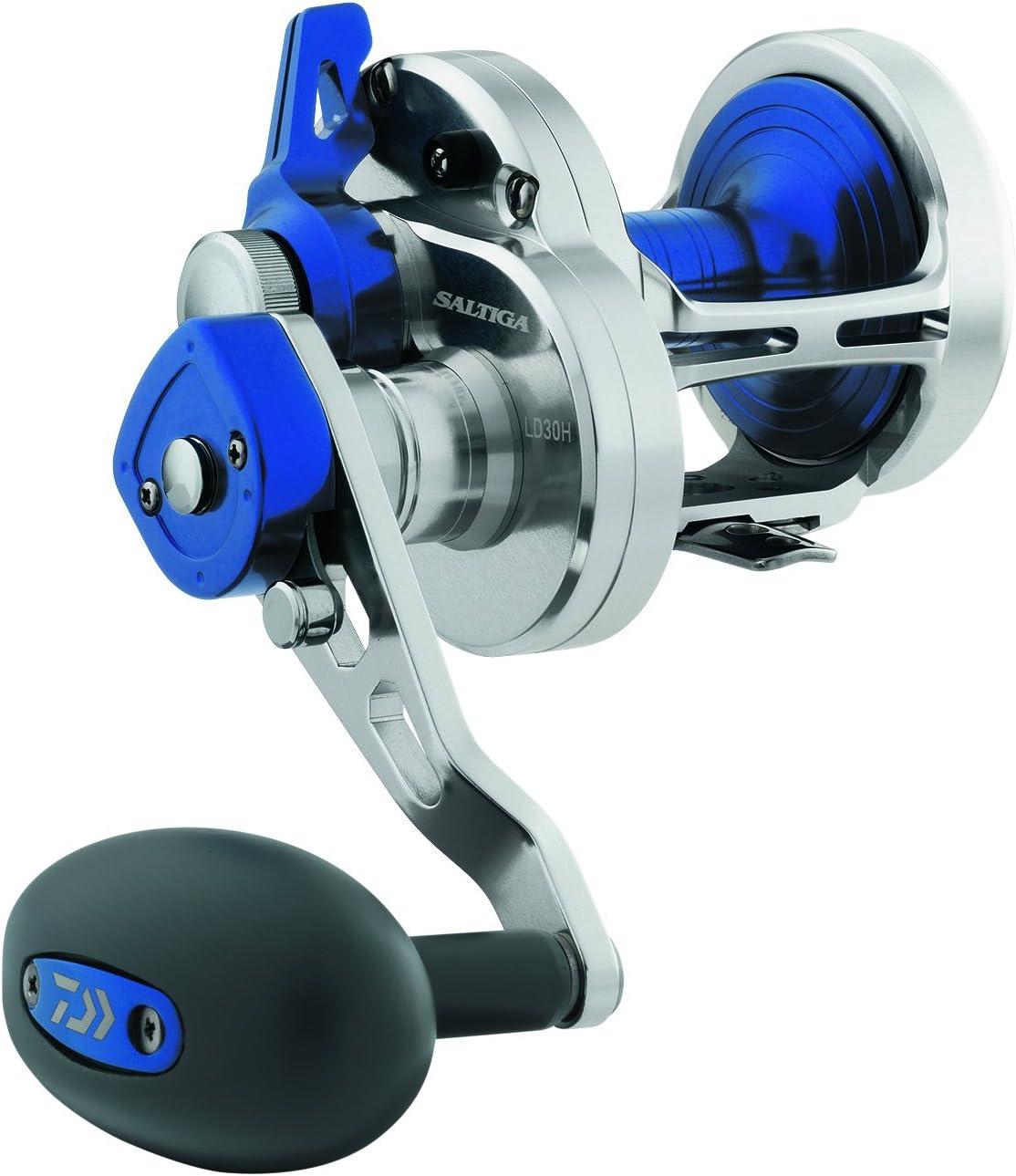 Okuma s Makaira Saltwater Carbon Technology Fishing Rods-MK-TR-601XXH Black, 6-Feet