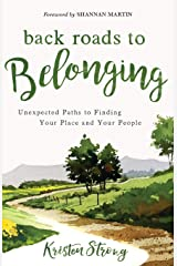 Back Roads to Belonging Paperback