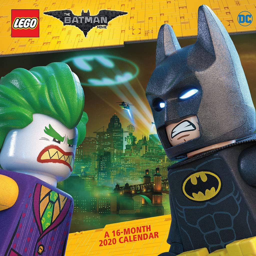 The Lego Batman Movie 2020 Calendar