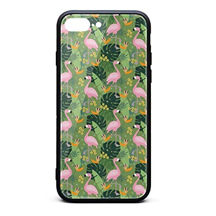 Amazon.com: Yuwerw fgqq rosa flamenco Cool único resistente ...