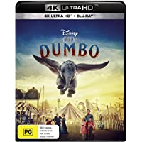 Dumbo [Live Action] (4K Ultra HD + Blu-ray)