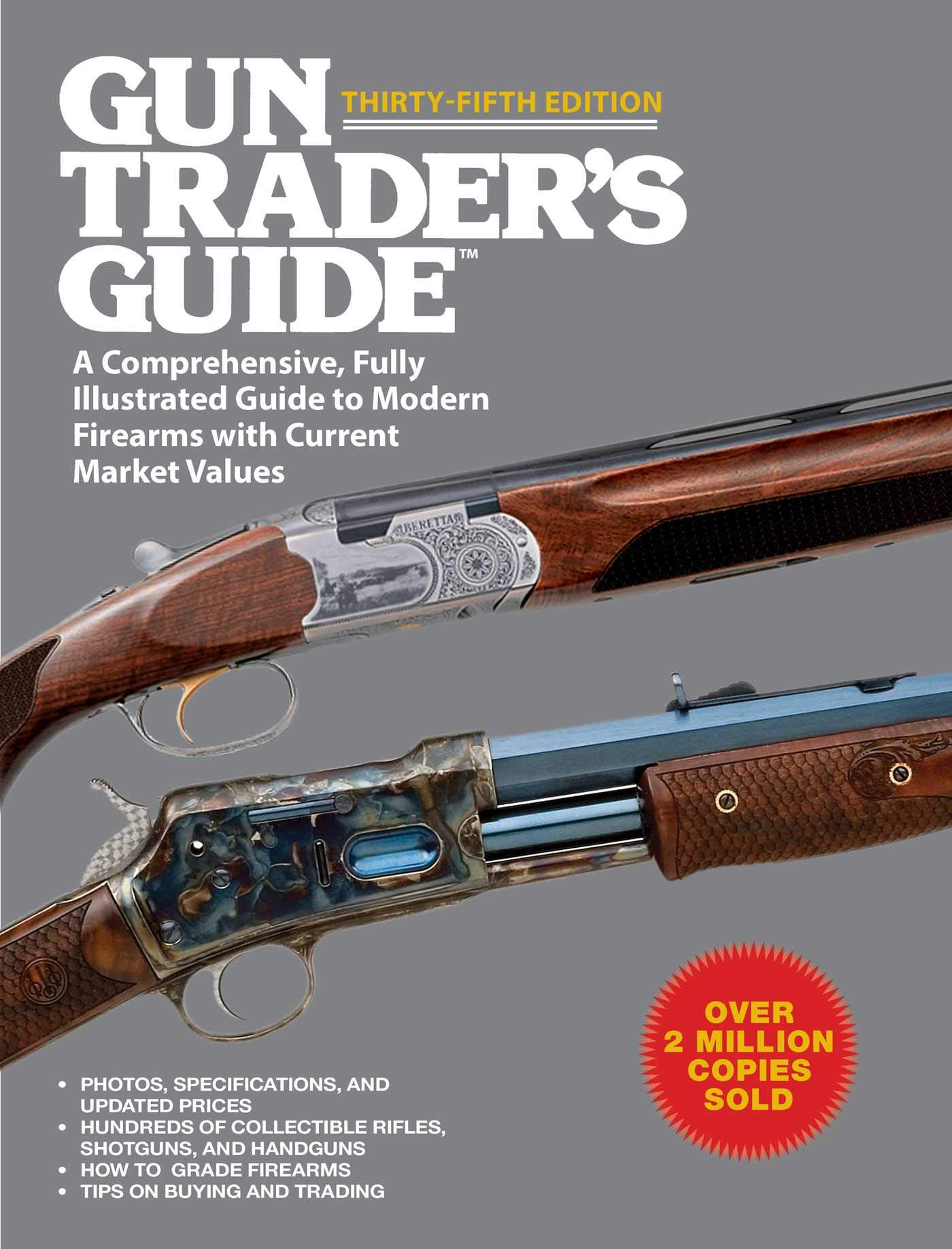 Gun Traders Guide Complete Fully Illustrated Gui