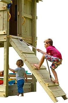 Blue Rabbit 2.0 Cultivo Módulo Rampa con cuerda @ Ramp parte Torre Ampliación pared de escalada Escalada Rampa con cuerda de escalada