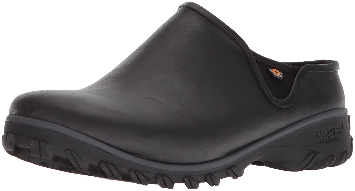 Bogs Women's Sauvie Waterproof Rubber Clog Shoe