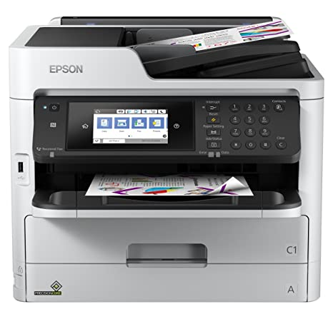 Epson Workforce Pro WF-C5710DWF - Impresora multifunción ...