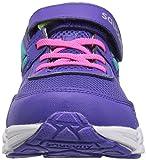 Saucony Girls' Vortex A/C Sneaker, Purple, 2