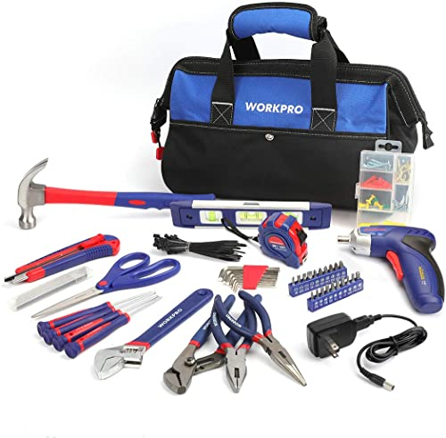 WORKPRO Household Tool Kit