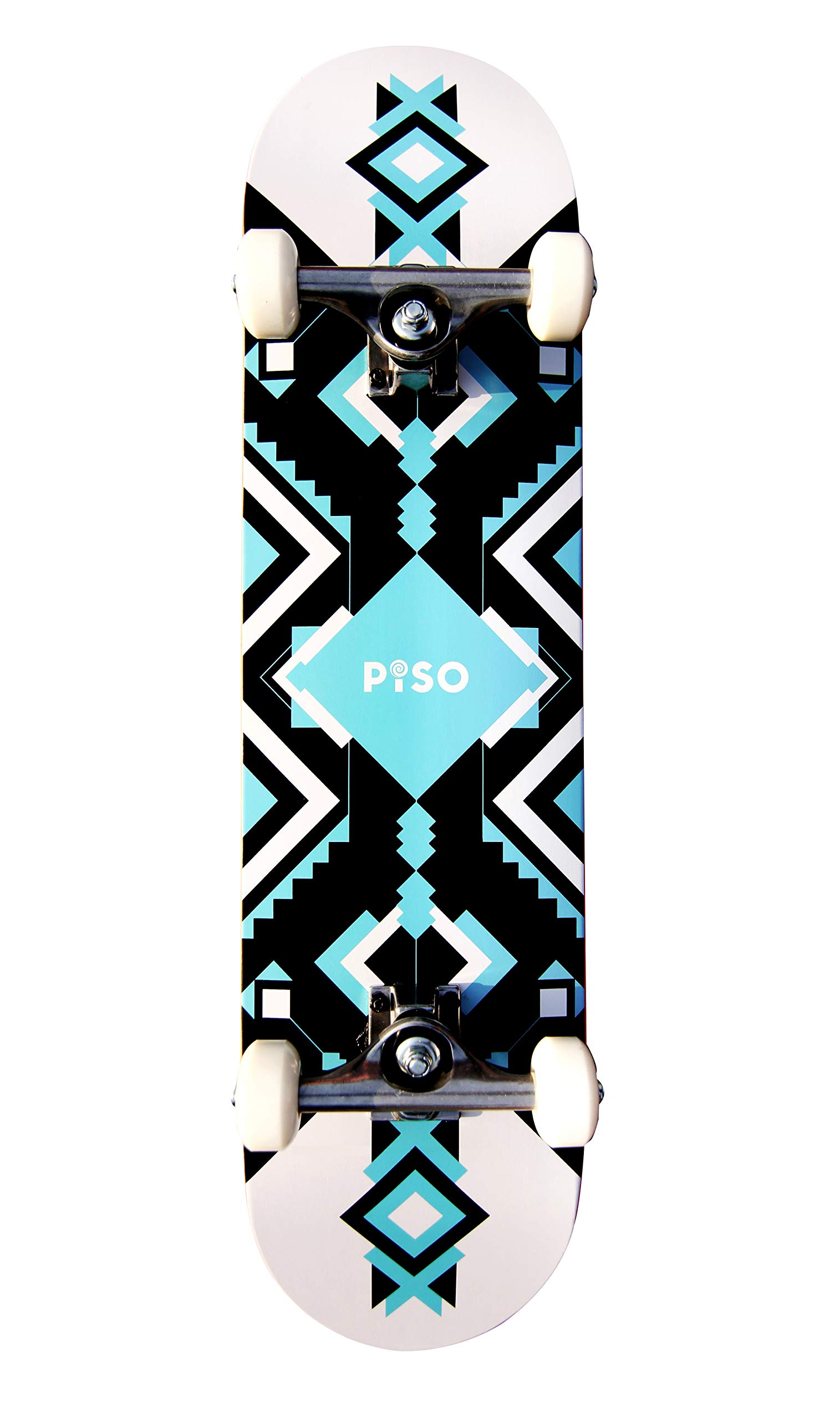 73106b99 Piso Skateboard Complete Dragonfly 7.75in (31.5inx7.75in) product image