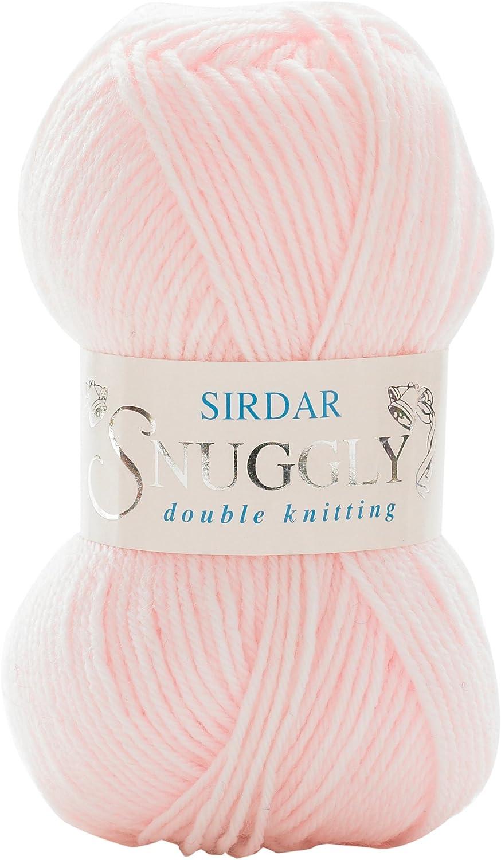 4 écheveaux de Sirdar Snuggly Double Tricotage Fil Couleur 219