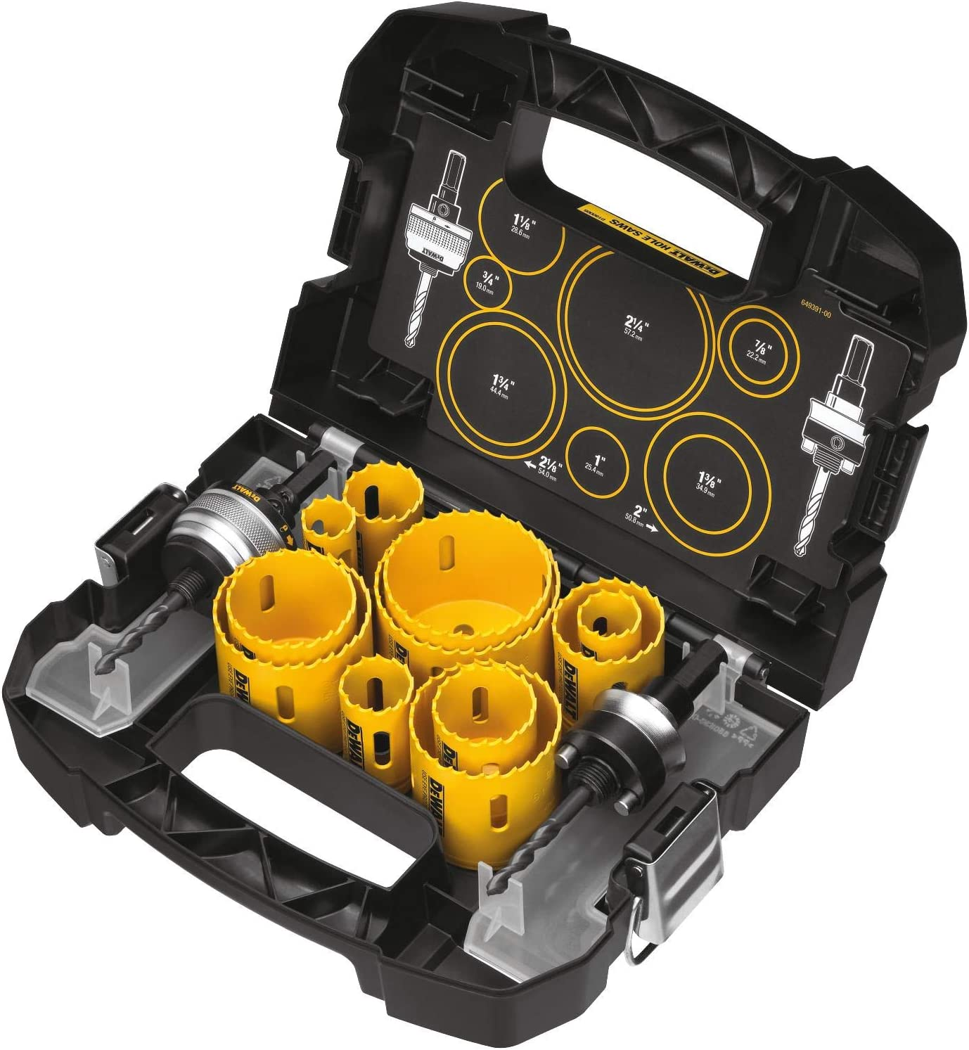 DEWALT Hole Saw Kits D180005