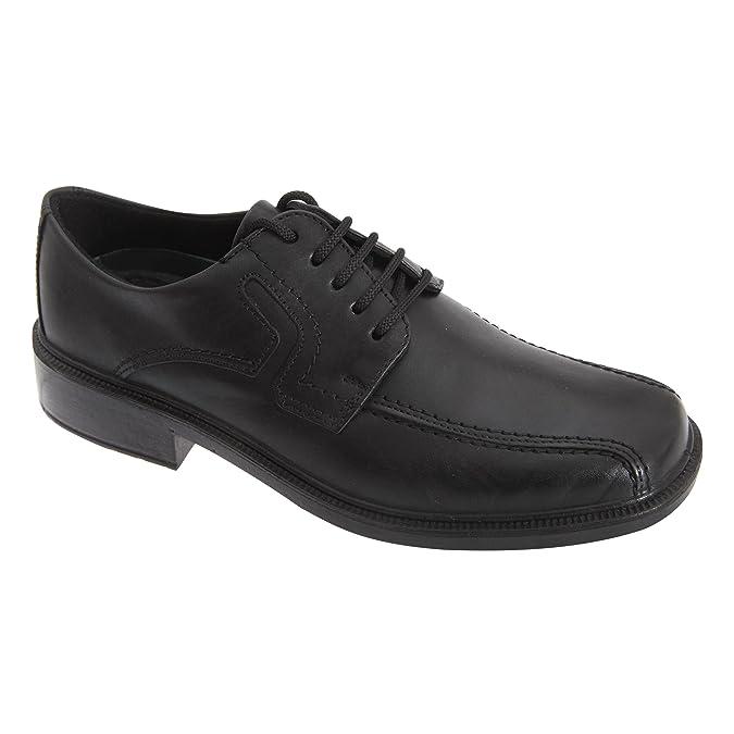 Roamer Walkair Mens 5 Eye Tramline Apron Gibson Waterproof Membrane Leather  Shoes: Amazon.co.uk: Shoes & Bags