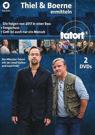 Tatort Thiel Boerne Ermitteln 2 Dvds Amazonde Jan Josef
