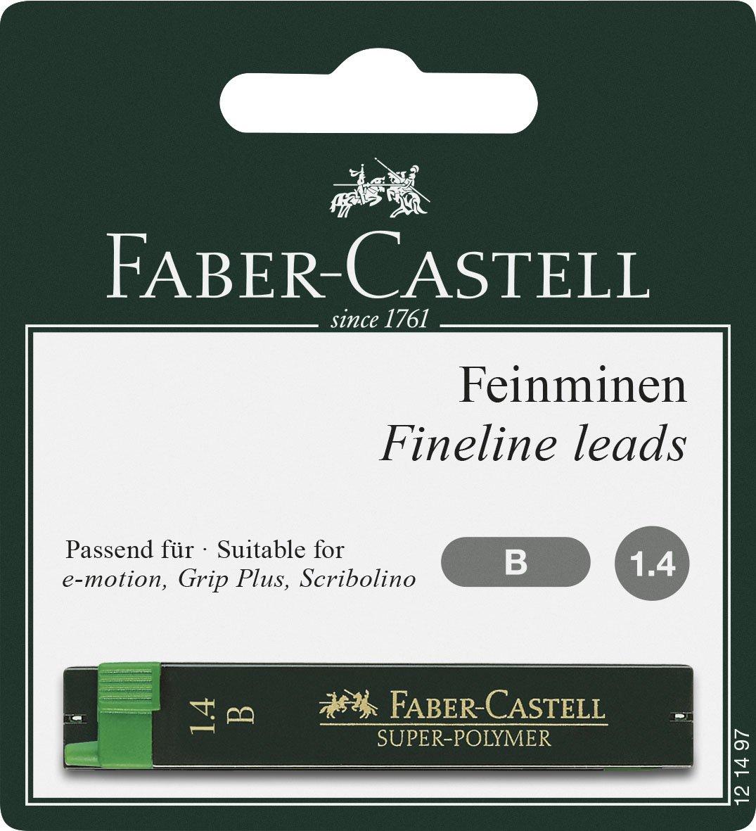 Faber Castell Minas para portaminas  mm unidades