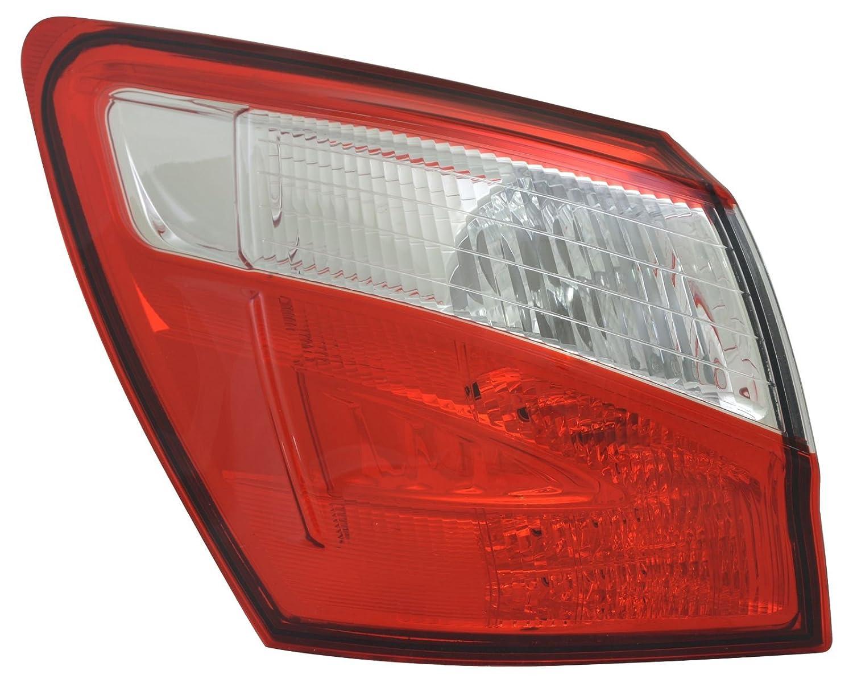 Carparts-Online 30888 R/ückleuchte Aussen links Fahrerseite