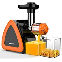 Deals on Masticating Juicer Keenstone Cold Press Slow Juicer w/Filter