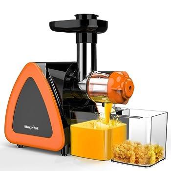 Keenstone Orange Masticating Juicer