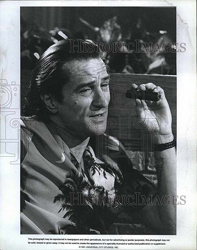 Amazon.com: Vintage Photos 1991 Press Photo Actor, Director, Producer Robert De NIRO in Cape Fear: Photographs