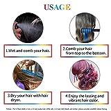 Kyerivs Hair Chalk For Girls Kids Temporary Hair