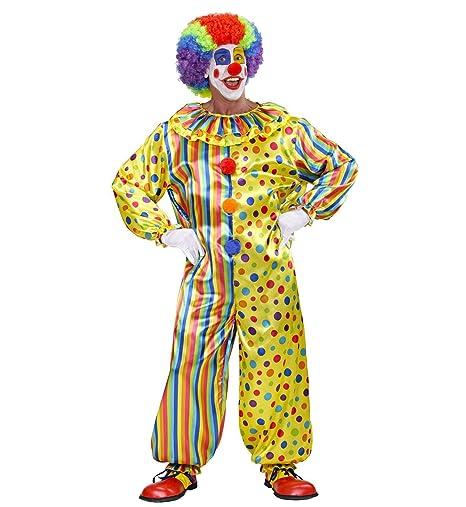 1033dde750bc WIDMANN - Costume da Pagliaccio Clown
