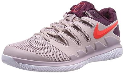 outlet store 2b66e 392e1 Nike Men s Air Zoom Vapor X Hc Tennis Shoes, Multicolour (Particle Rose  Bright