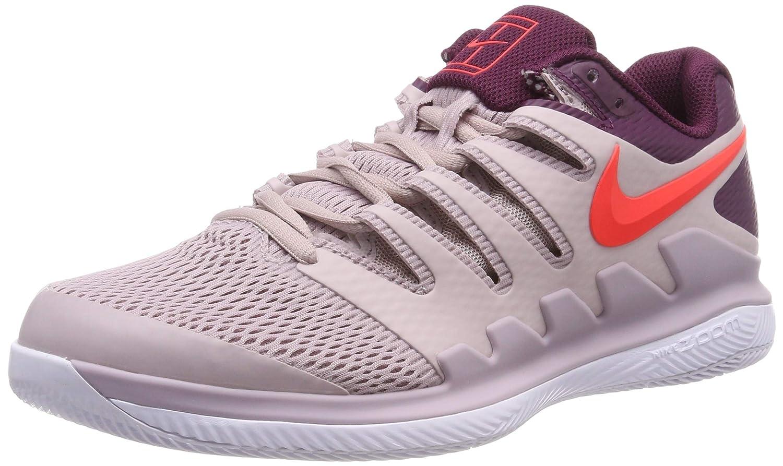 MultiCouleure (Particle Rose Bright Crimson Bordeaux 601) Nike Air Zoom Vapor X HC, Chaussures de Tennis Homme 47 EU