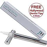 Just Pure Hut Teeth Whitening Gel Pen - Whitener Kit 35% Carbamide Peroxide