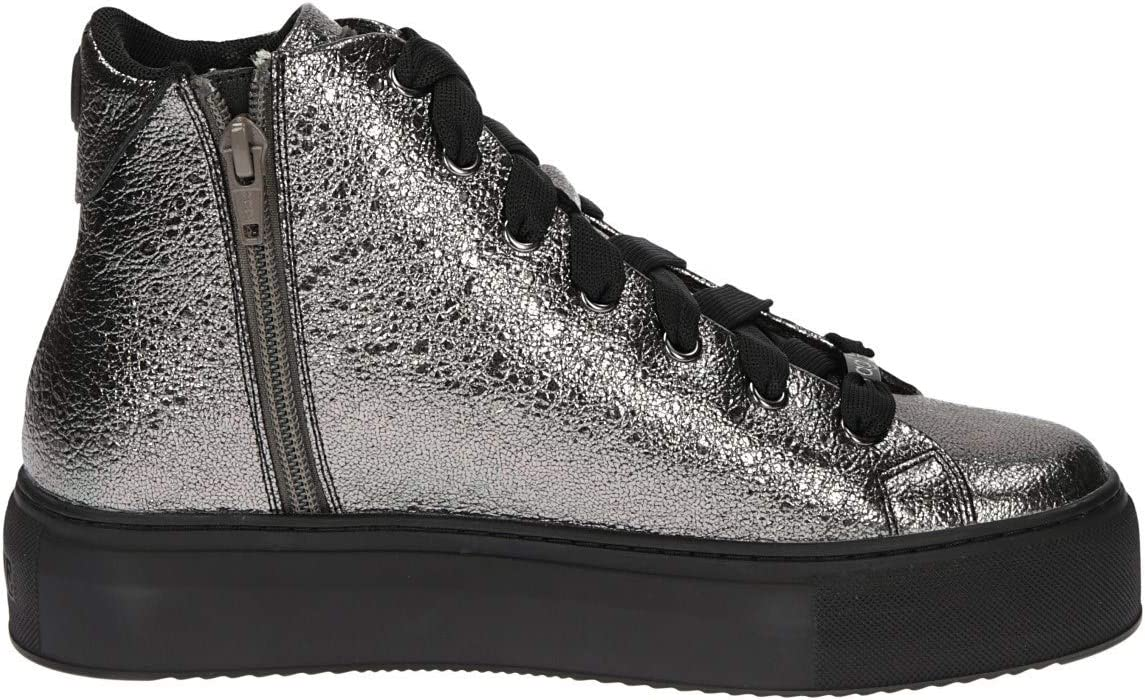 Rucoline Agile 2819 Hoge Sneakers Vrouw ZILVER