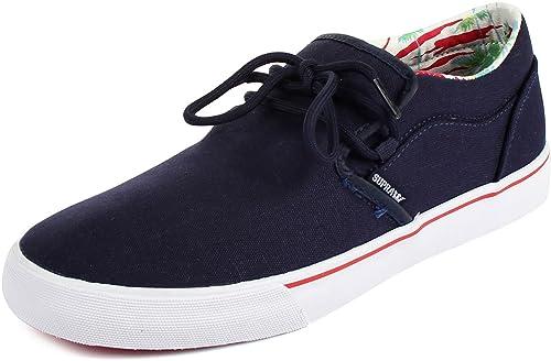 Supra - Zapatillas de Hombre Cuba LOWTOP, Color, Talla 45: Amazon.es: Zapatos y complementos