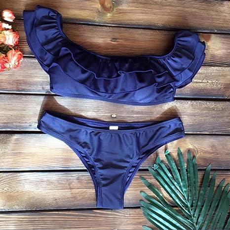 Mujer Push Up Bikinis FAMILIZO Ropa de baño Traje De Baño Bikini Sexy Mujer Push up Bra Bikini Verano Trajes de baño Tops y Braguitas Bikinis Conjuntos ...
