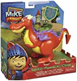 Fisher-Price Toy - Mike The Knight -: Sparkie the Dragon Action Figure - Press for Fire Breath