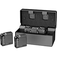 Hollyland LARK 150 [Official] 2.4GHz Dual Wireless Lavalier Microphone Mini Size Lightweight Three Audio Options With…