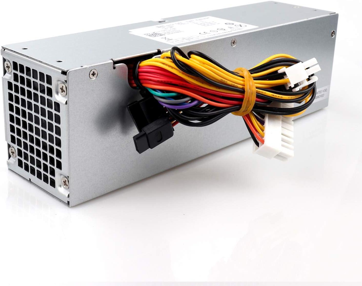 Zoravson 240W Power Supply Unit for Dell OptiPlex 390 790 960 990 3010 9010 Small Form Factor System SFF H240AS-00 H240AS-01 H240ES-00 D240ES-00 AC240AS-00 AC240ES-00 L240AS-00 3WN11 PH3C2 2TXYM 709MT