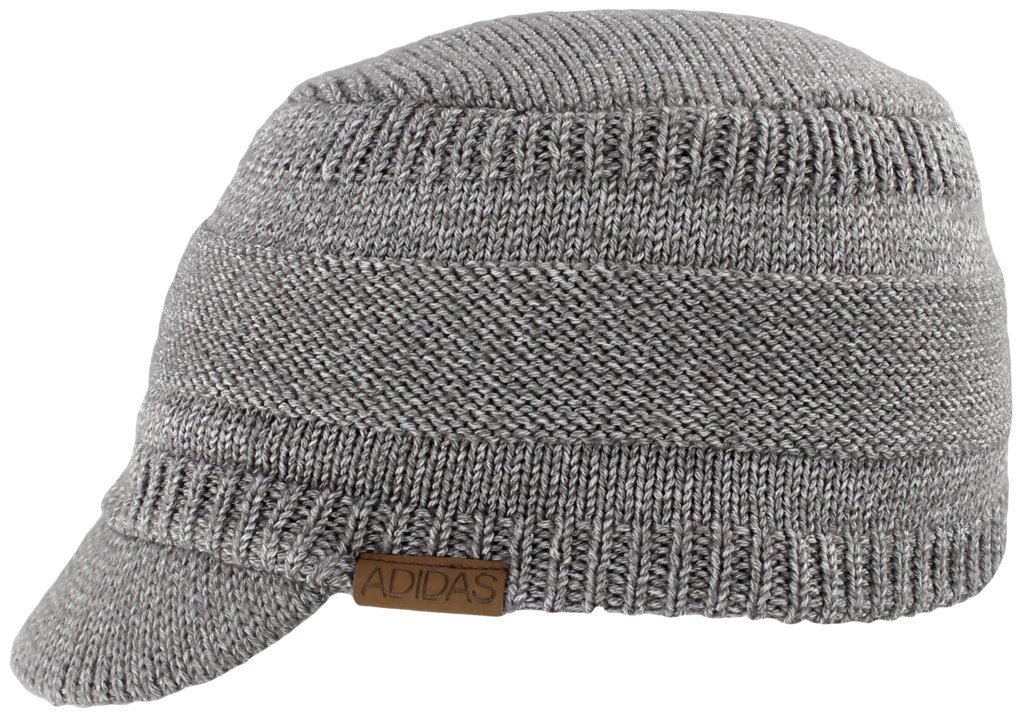 Amazon.com  adidas Women s Quick Military Knit Beanie 4a8b935b5f3