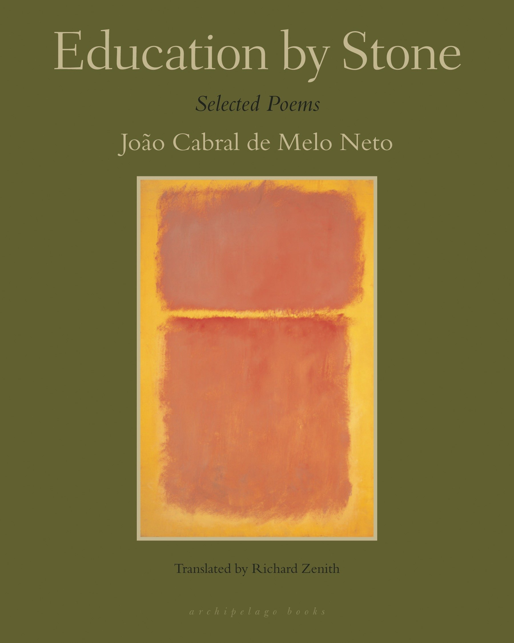 Education by Stone: Selected Poems (Bilingual Edition) PDF