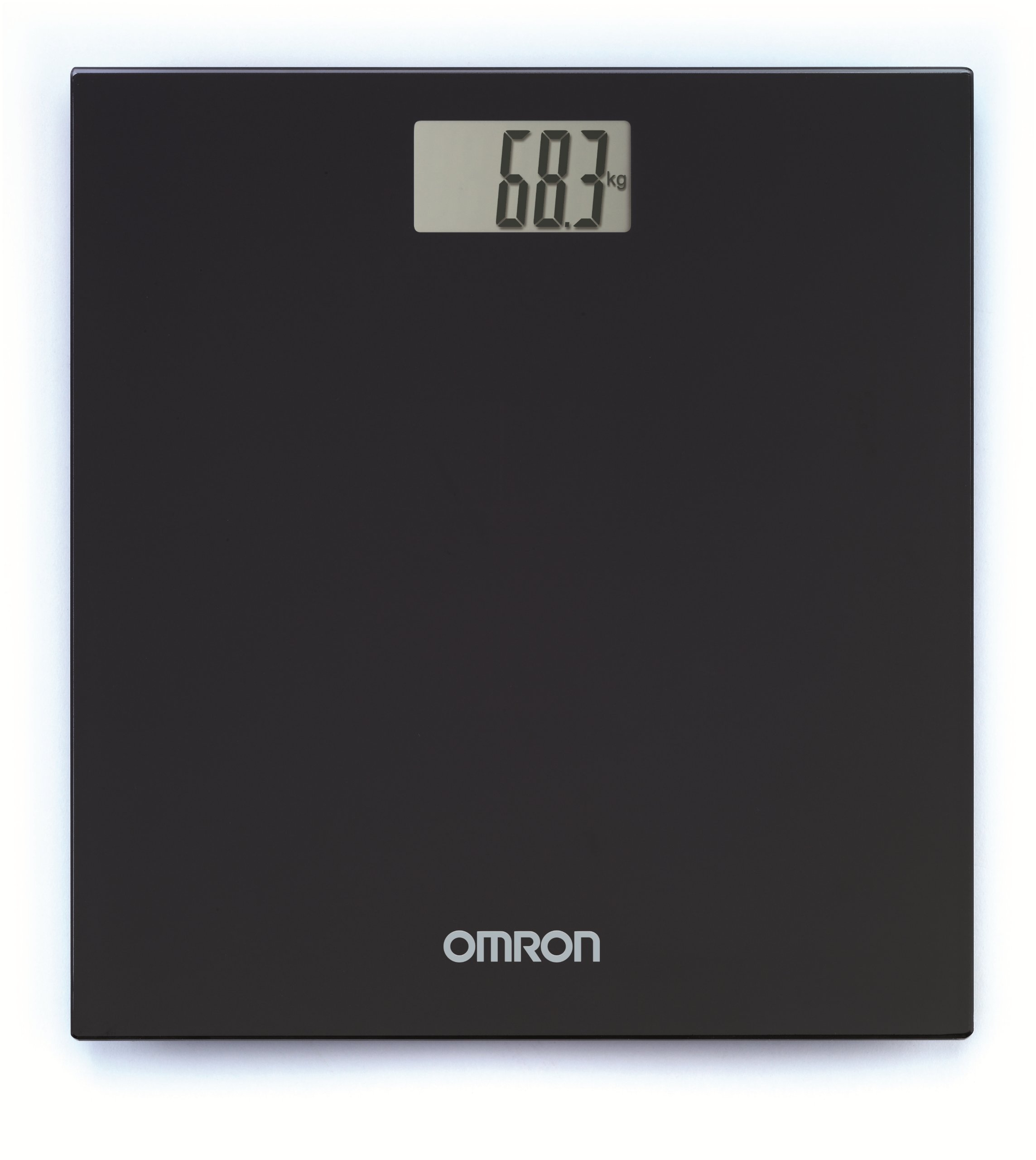 Omron HN289 Personal Scales - Midnight Black