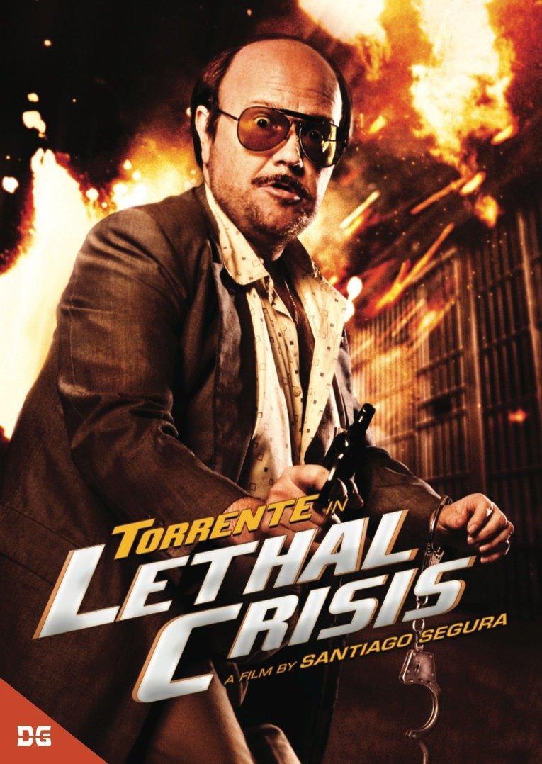 DVD : Torrente: Lethal Crisis