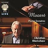 Mozart: Piano Sonatas Vol. 1- Christian Blackshaw